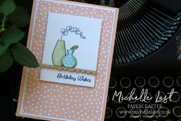 Vivid Vases Bundle from Stampin' Up!