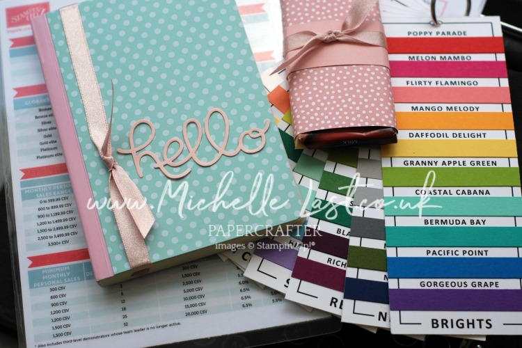 Join Stampin Up UK FREE INK PADS