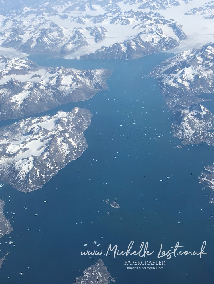 Greenland Stampin Up Incentive Trip