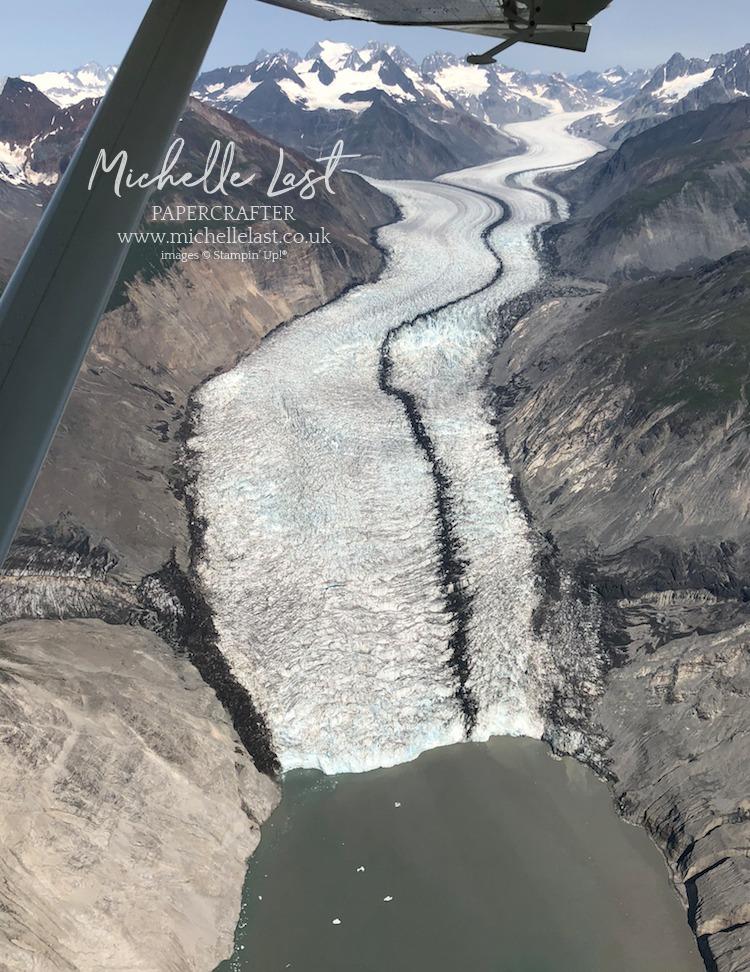 Glacier Haines in Alaska