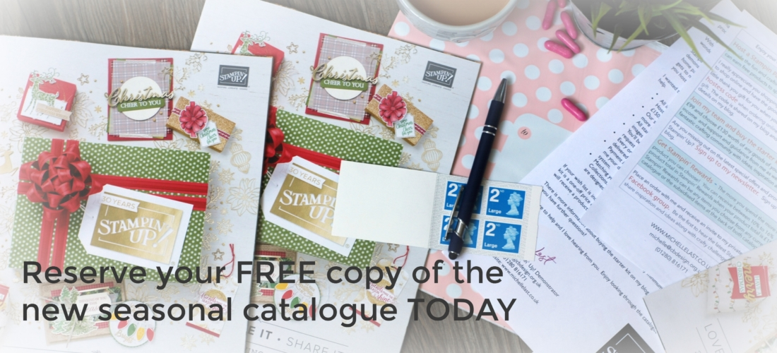 Reserve your copy seasonal