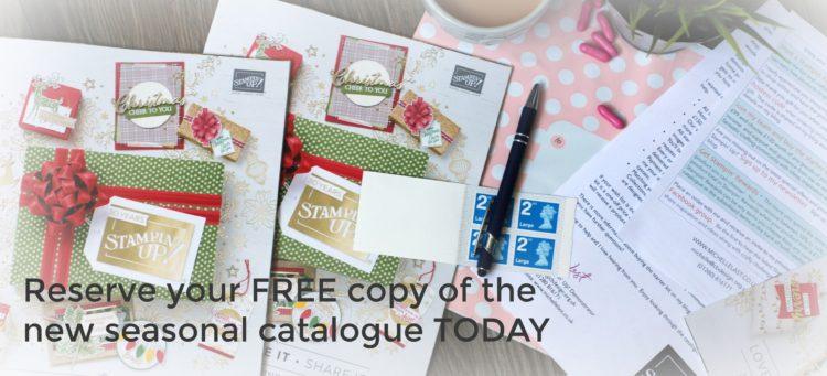 New Stampin Up Seasonal Catalogue