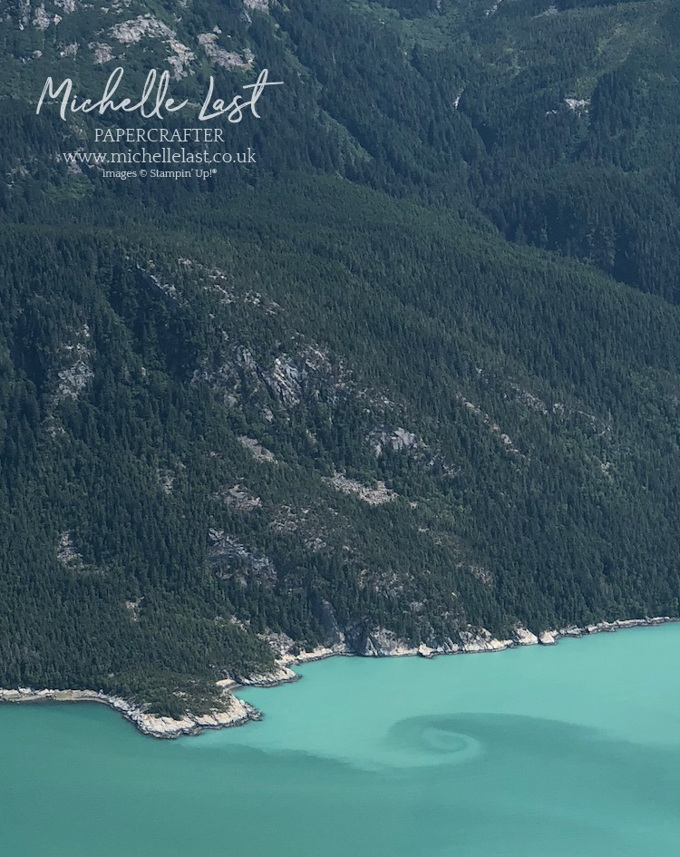 Sea swirl in Alaska