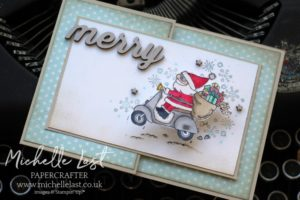Stampin' Up! Seasonal Catalogue filled with Christmas