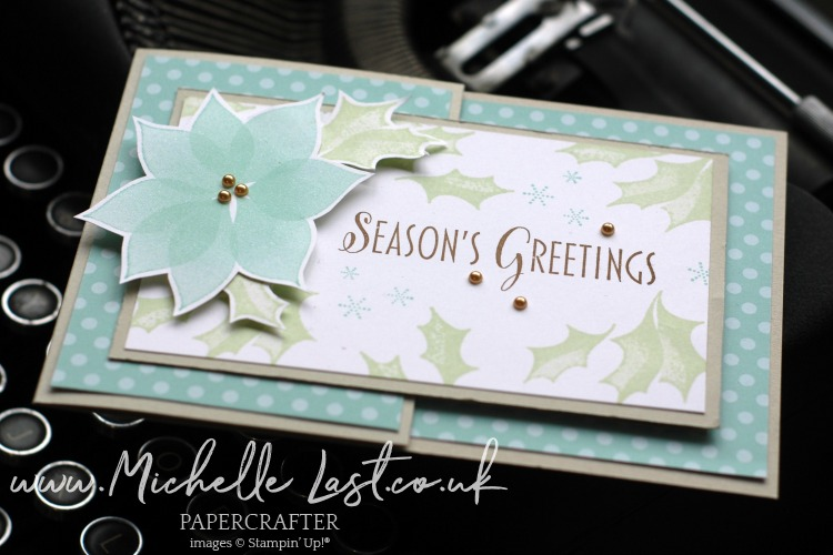 Stylish Christmas from Stampin Up