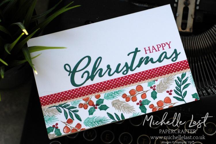 Peaceful Noel & Merry Christmas Thinlits