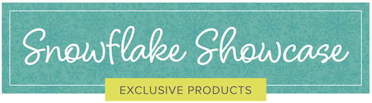 Snowflake Showcase From Stampin' Up!