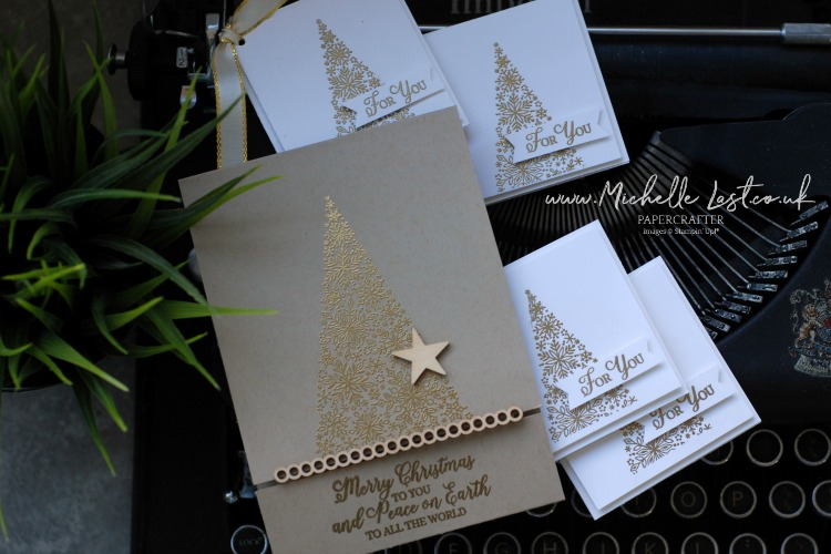 Snow is Glistening Christmas Stamp Set
