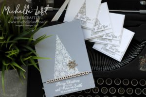 Snow is Glistening Limited time stamp set