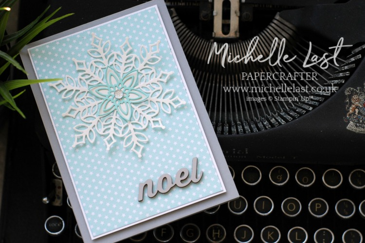 Snowflake Showcase from Stampin Up