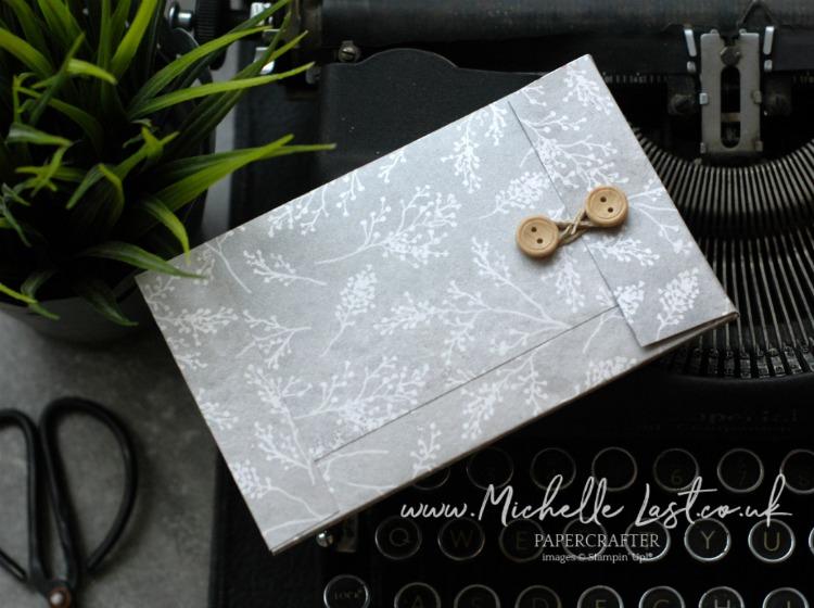 Handmade envelope