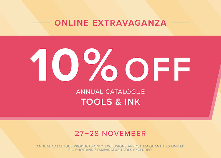 Stampin Up Sale Tools & Ink