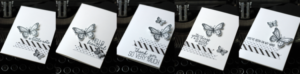 Butterfly Gala Simple Stamping Notecards