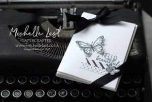 Butterfly Gala simplestamping