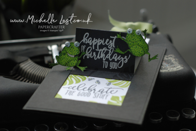 Free from stampin up during saleabration