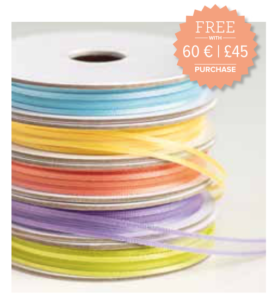 Organdy Ribbon Combo Pack