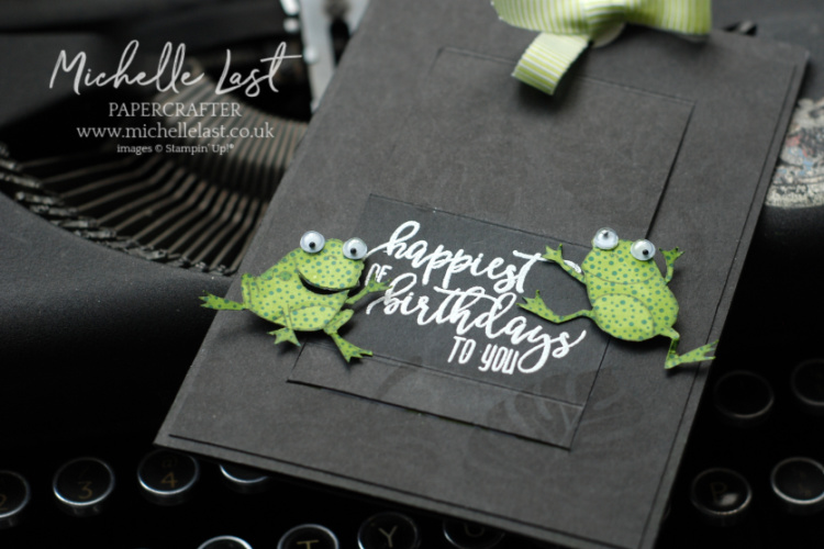 So Hoppy Together from Stampin Up
