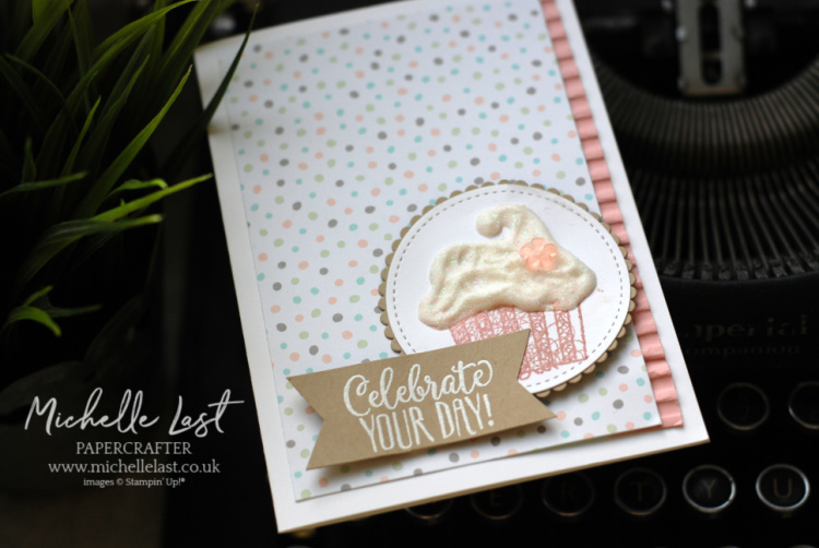 Hello Cupcake FREE from Stampin Up
