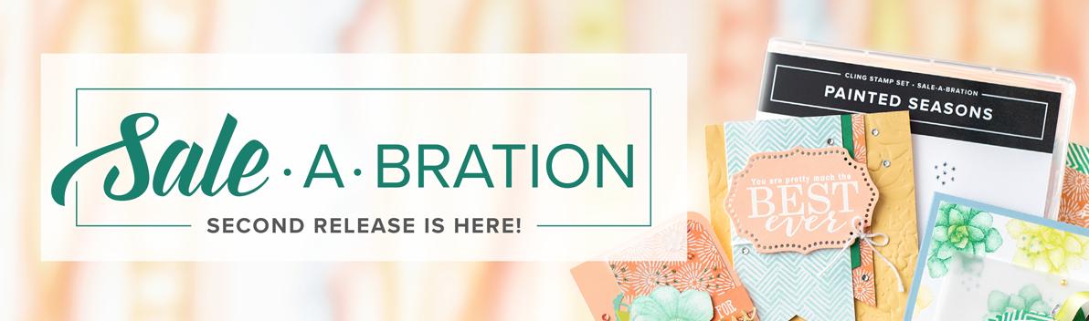 Saleabration 2nd release