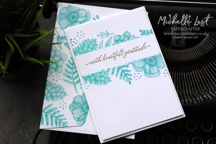 FREE Painted Seasons Stamp Set