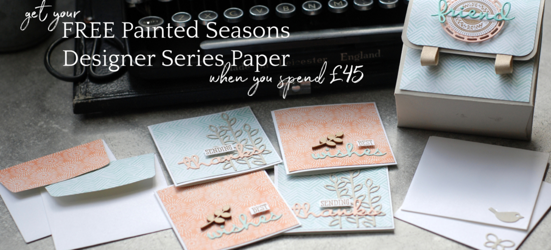 Painted Seasons Blog Banner
