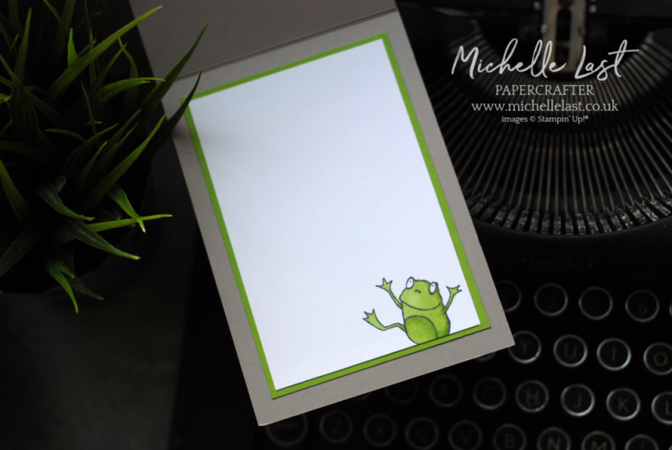 So Hoppy together free from Stampin Up