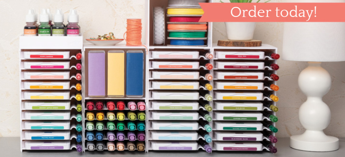 Storage by Stampin Up