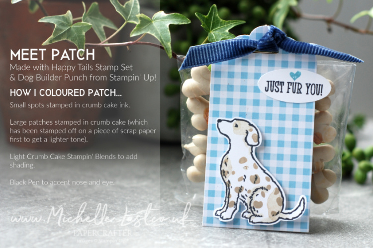 Happy Tails Dog Stamp Set
