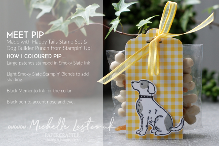Happy Tails Stamp Set & Dog Punch