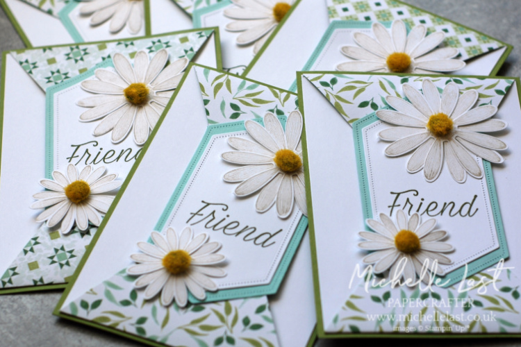 Daisy Lane Stampin Up Daisy Punch