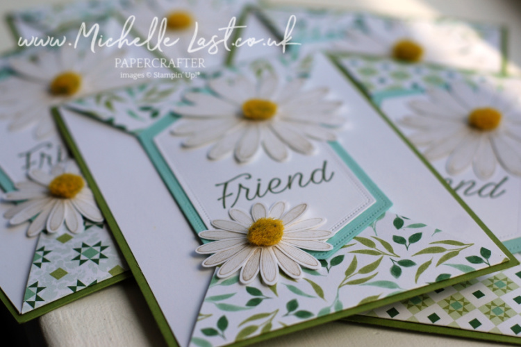 Daisy Lane from Stampin' Up!