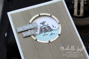 Walrus from Stampin Up