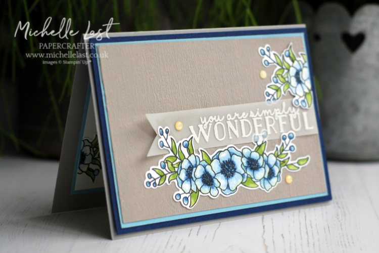 Bloom & Grow Stampin Up