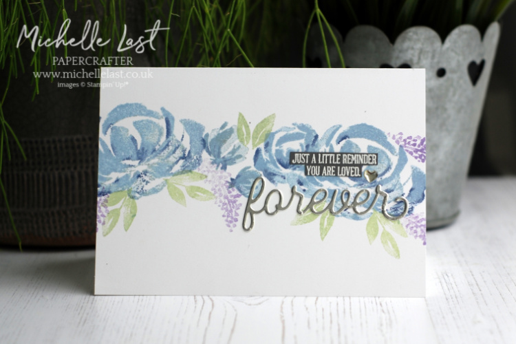 Beautiful Friendship Stampin Up Michelle Last
