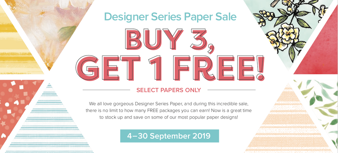 DSP Sale buy 3 get one free 2019