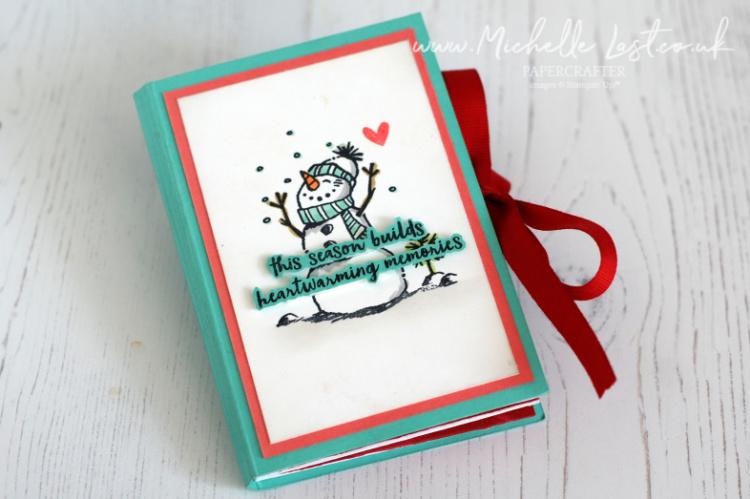 Snowman Season Mini Album