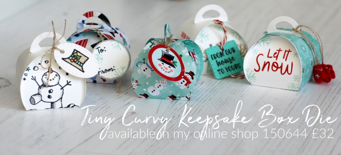 Tiny Keepsake Die Blog Banner