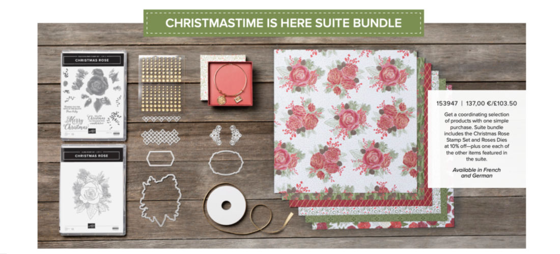 Christmastime is Here Blog Banner