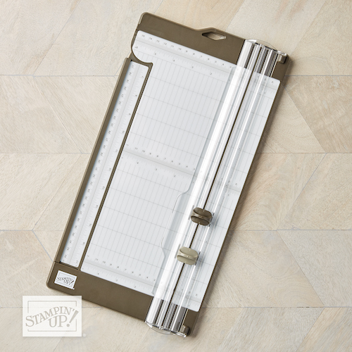 Brand NEW Stampin Up Paper Trimmer available today