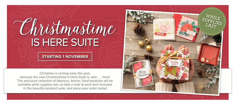 Christmas Time is Here Suite