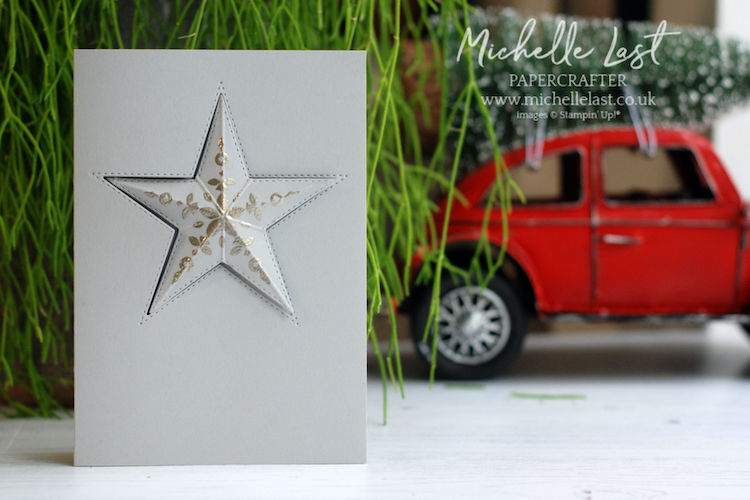 So Many Stars from Stampin Up Christmas