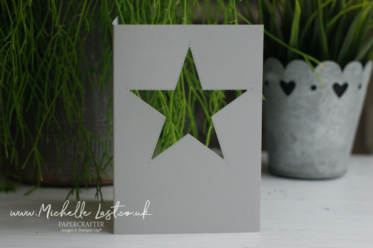 Stitched Star Die from So Many Stars Bundle
