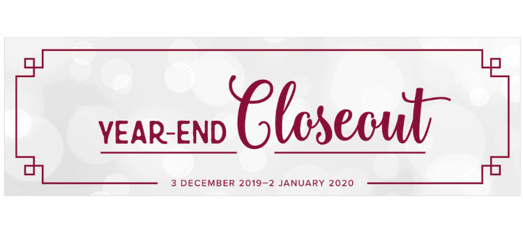 Year End Closeout Stampin Up Stamp Sale Michelle Last