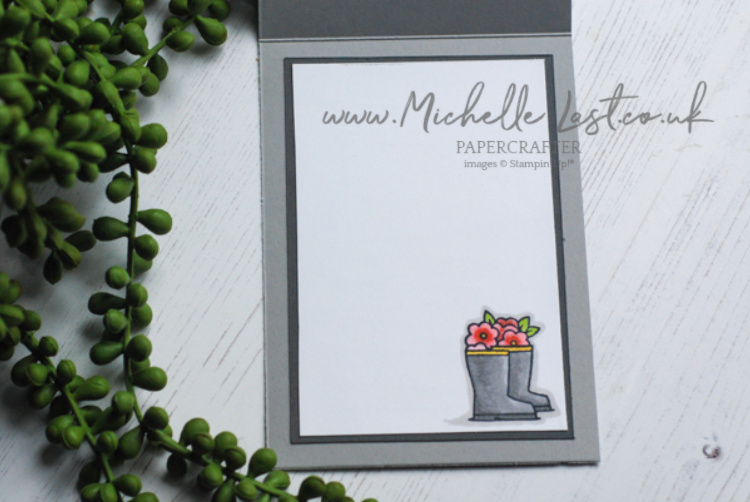 New Mini Catalogue from Stampin Up