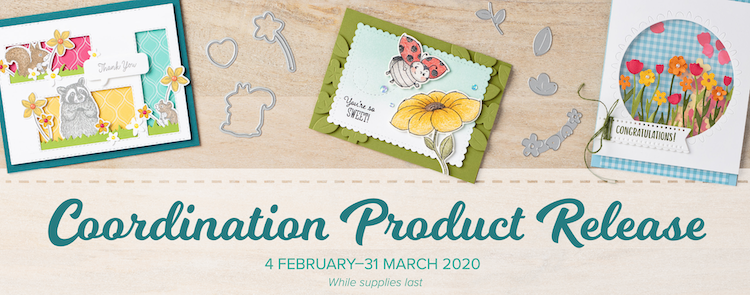 Brand new coordinating product launching in Feb 2020