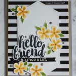 Bright and Cheery Card