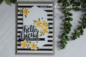 Bright and cheerful card