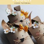 Easter Treat Pouch Video Tutorial