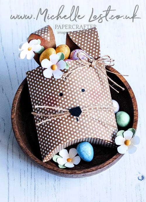 Easter Rabbit papercrafts
