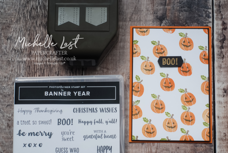 Quick and Simple Halloween Card